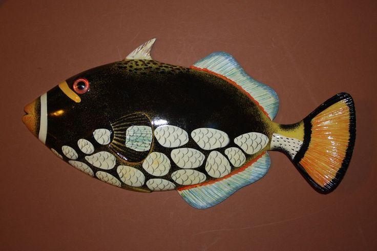 "(1), 12"", TROPICAL FISH DECOR, SCUBA, OCEAN, FISH DECOR, TROPICAL,FISH,WALL F-78 #TROPICALFISHWALLDECOR"