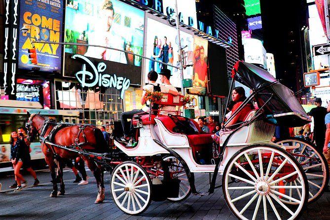 Central Park, Rockefeller & Times Square Horse Carriage