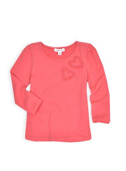 Pumpkin+Patch+-+knit+long+s+-+girls+core+knitted+long+sleeve+tee+-+W4EG12003+-+melon+-+0-3m+to+12
