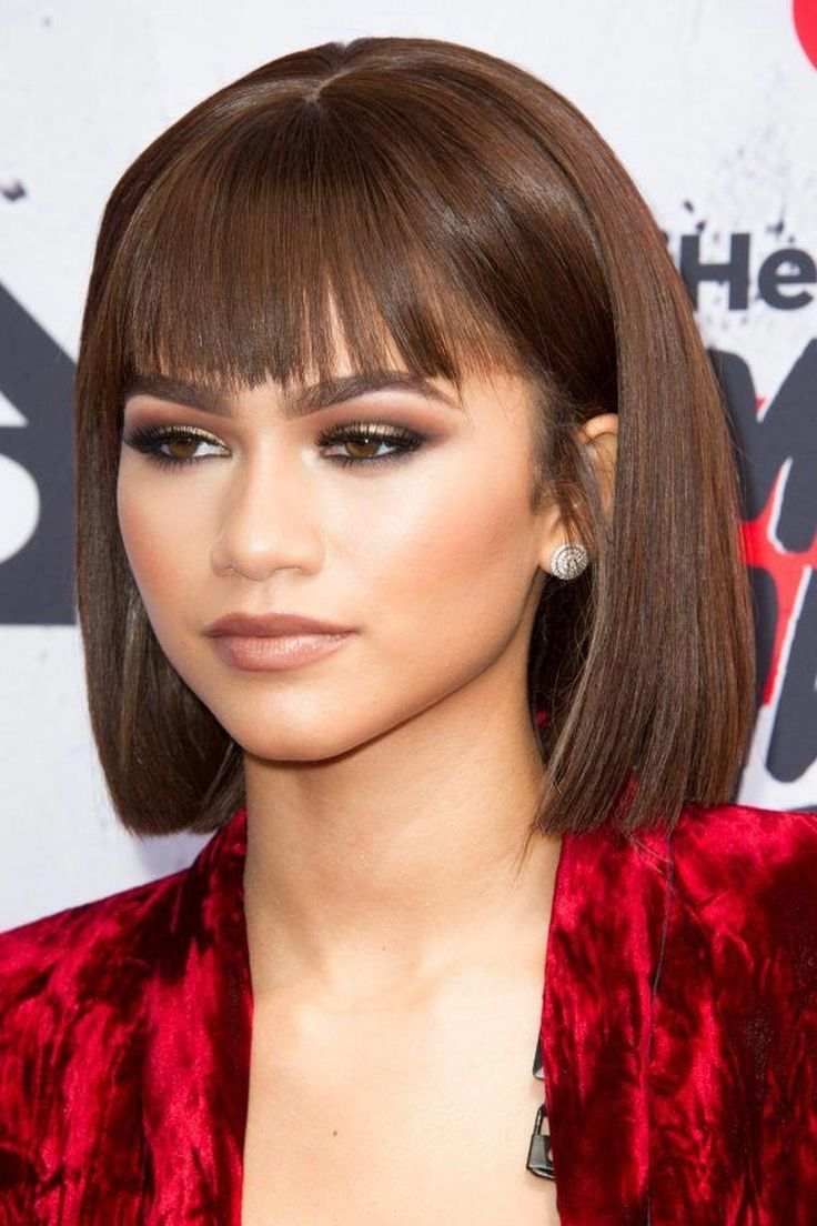 35 Fabulous Looks For Brown Eyes To Pull Off Brown hair
