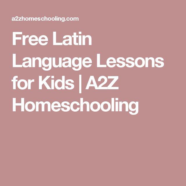 About Latin Language 40