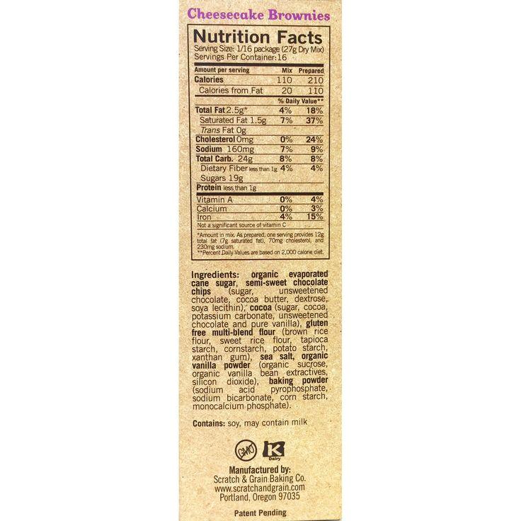 4-Pack Gluten-Free Variety: Chocolate Truffle Cookie, Snicker Doodle Cookie, Cheesecake Brownie & Cornbread