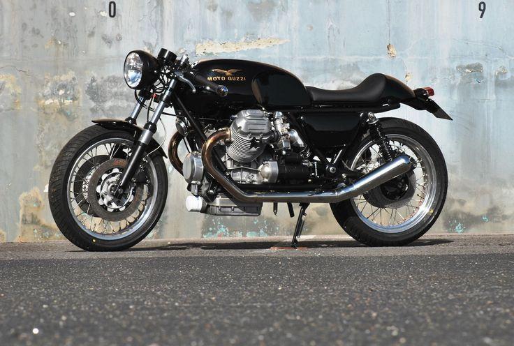 Moto Guzzi SP1000 By HT Moto