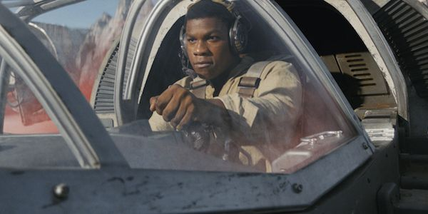 John Boyega Reveals His First Star Wars Memory