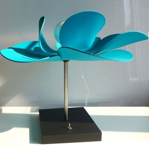 49 best Flower Lamp images on Pinterest | Flower lamp ...