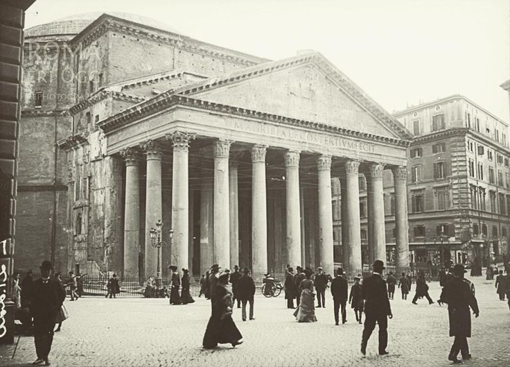 Pantheon (1910 ca)