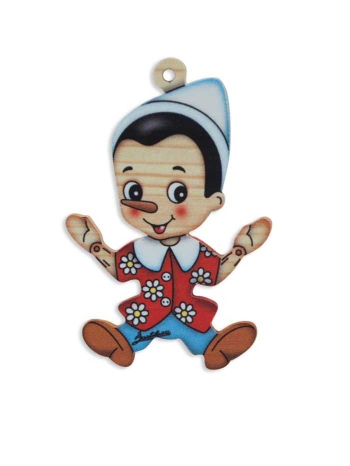 Bartolucci E-shop - Colored Decoration - Pinocchio