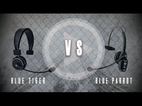 Trucker Bluetooth Headset Reviews: BlueParrott vs. BlueTiger