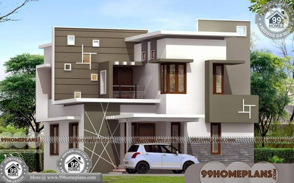 Latest House Designs With 3d Elevation Plans Ideas 70 Collections Latest House Designs 2 Storey House Design Small House Design