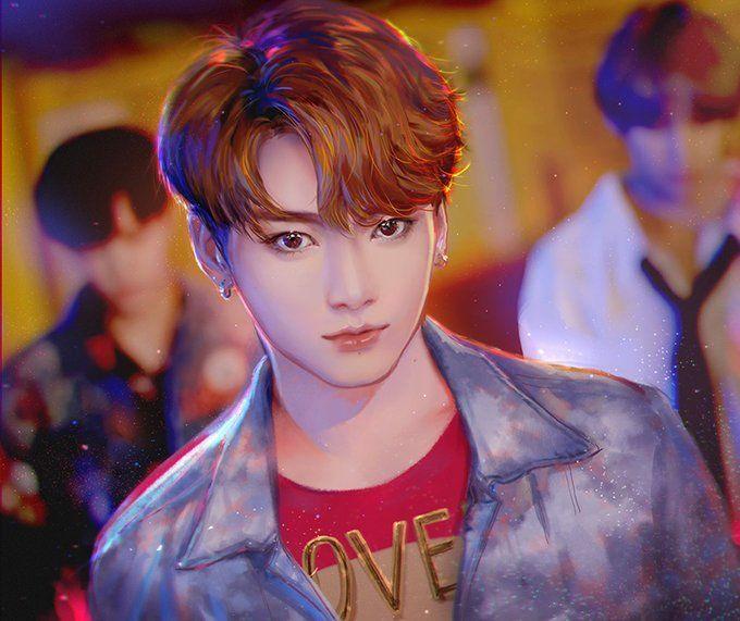 BTS ~Jungkook~ [DNA Fanart] ❤