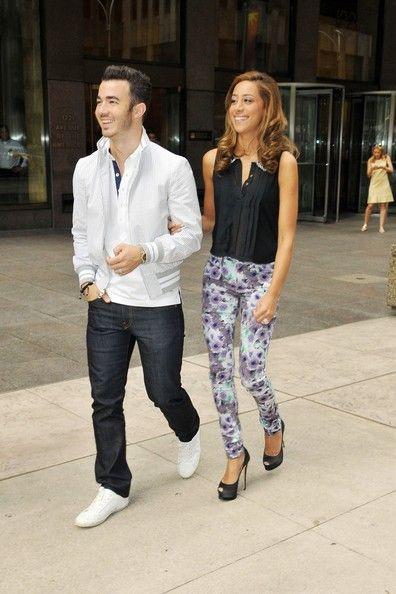 Danielle Jonas #printpants