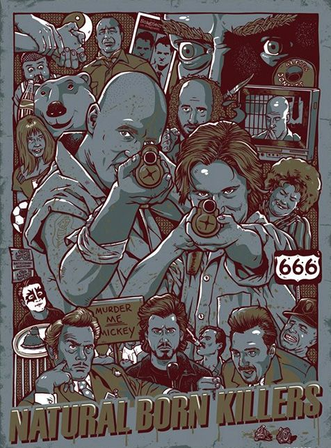 Natural Born Killers! My most fav movie ever!