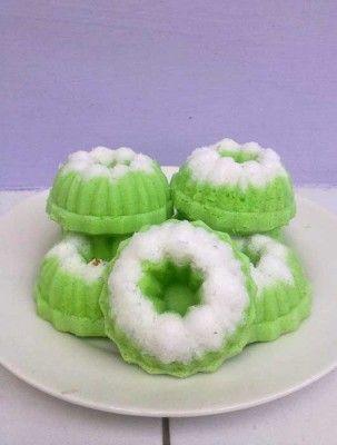 kue putu ayu/ img: lavendercake-lavender.blogspot.com