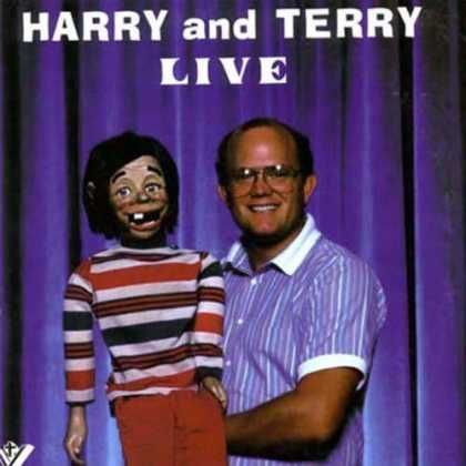 Harry and Terry Live -- Now, I would pay to see them in concert!!