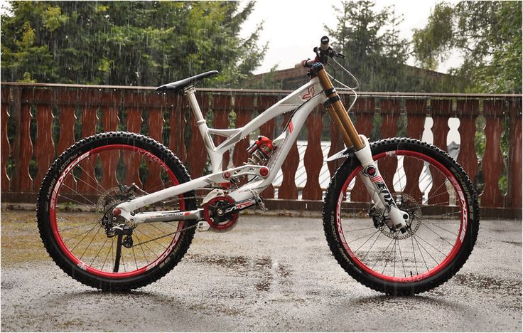 YT industries TUES World Cup Limited Edition - IRONRIDER's Bike Check - Vital MTB