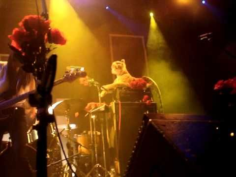 GRACE POTTER & THE NOCTURNALS @ THE FILLMORE, SF 2/5/11 - YouTube