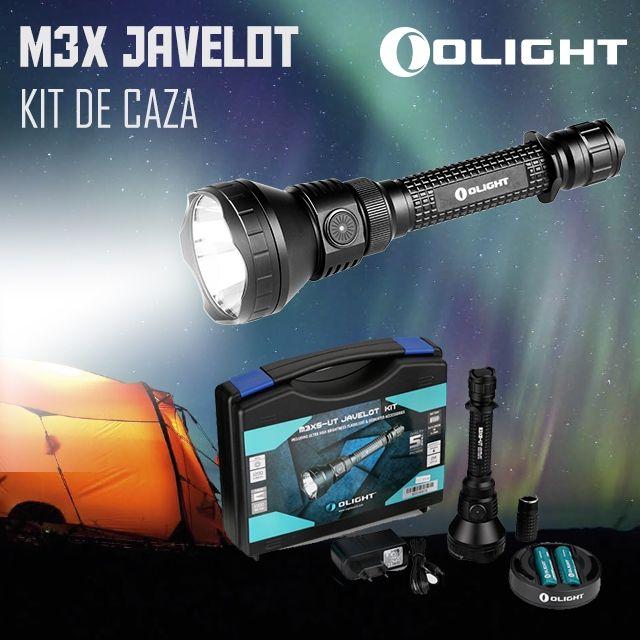 Participa Y Consigue Completamente Gratis Una Olight M3x Javelot