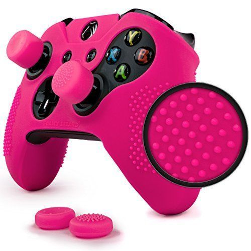 Quality Pink Skin Set for Xbox One Controller 4 Grips Style Gift Accessories | eBay
