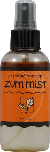Zum Mist® Aromatherapy Room and Body Spray Patchouli Orange