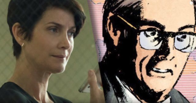 Iron Fist: nel cast entra anche Carrie Anne Moss