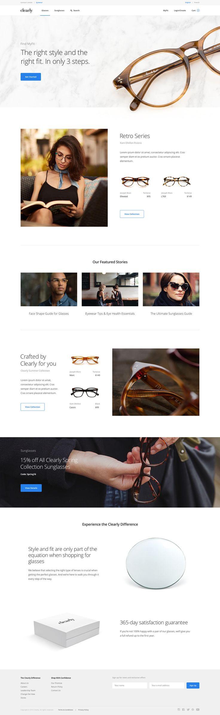 79 best COOL ec-site / web store / e-commerce web design images on ...