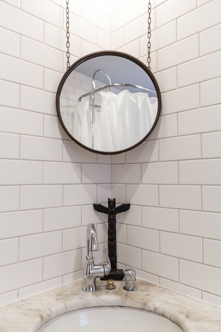 corner bathroom mirror 25 best ideas about corner sink bathroom on 12529