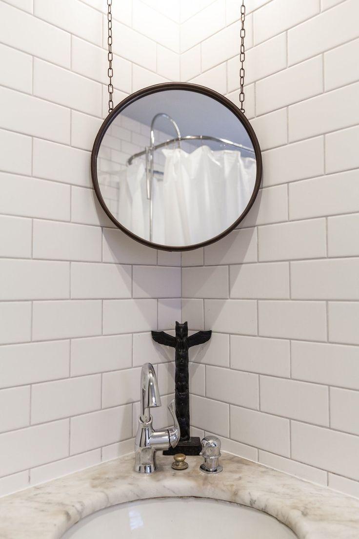 Best 25+ Corner Sink Bathroom Ideas On Pinterest