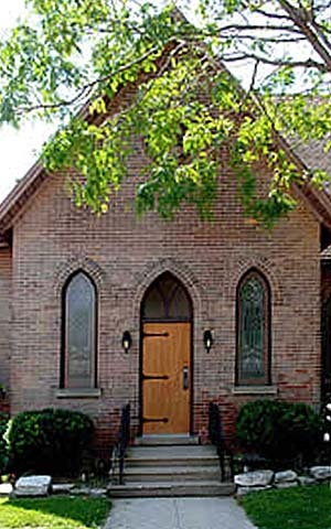 The Church of St. James the Apostle is the oldest church in Wallaceburg, Ontario founded in 1864.