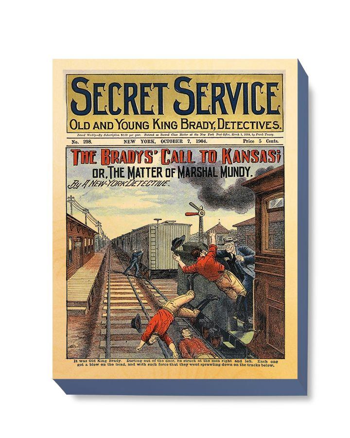 WES 010 Secret Service