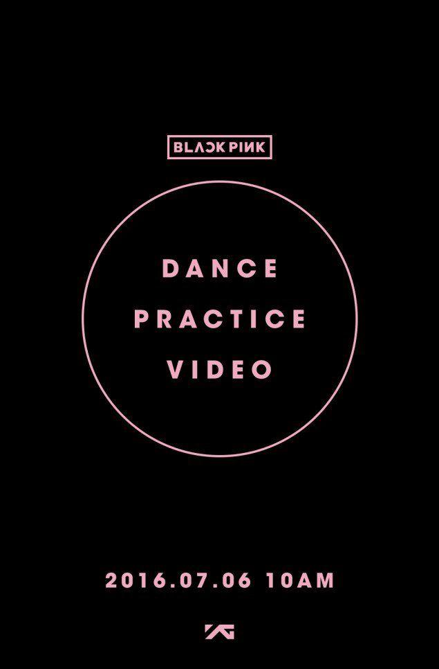 YG teases Black Pink dance practice video!