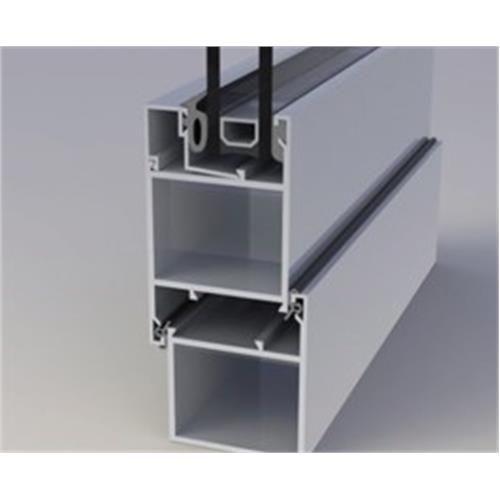 Aldoks - Non Insulated Aluminum Joinery Series For Door, Window, Pivot & Shopfront