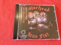 #MOTORHEAD - IRON FIST 1982 VERY RARE JAPAN OBI VICP-2077 SUPER PRICE CD ! - 1800 р. #  ПЕРЕД ПОКУПКОЙ ПРОСЬБА УТОЧНЯТЬ О НАЛИЧИИ ДИСКА - ДИСК ВЫСТАВЛЕН ЕЩЕ В ТРЕХ МАГАЗИНАХ!!!!! ПРОДАЕТСЯ CD MOTORHEAD 1982 - 1992 ГОДА ИЗДАНИЯ !!! ПРОИЗВОДИТЕЛЬ - JAPAN ( VICTOR )!!! ИЗДАТЕЛЬ - BRONZE( JAPAN ). CD KAT. NR. - VICP - 2077 !!! MATRIX - 1M !!! НАЛИЧИЕ IFPI - NO. OBI - ОТЛИЧНАЯ КОПИЯ С ОРИГИНАЛЬНОЙ ОБИ !!! ДИСК В ОТЛИЧНОМ СОСТОЯНИИ !!!. СД - EXCELLENT !!! БУКЛЕТ ИЛИ ВКЛАДЫШ - EXCELLENT ! ЗАДНИЙ…