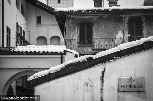 Via Monte Rosa #borgosesia #piedmont #italy
