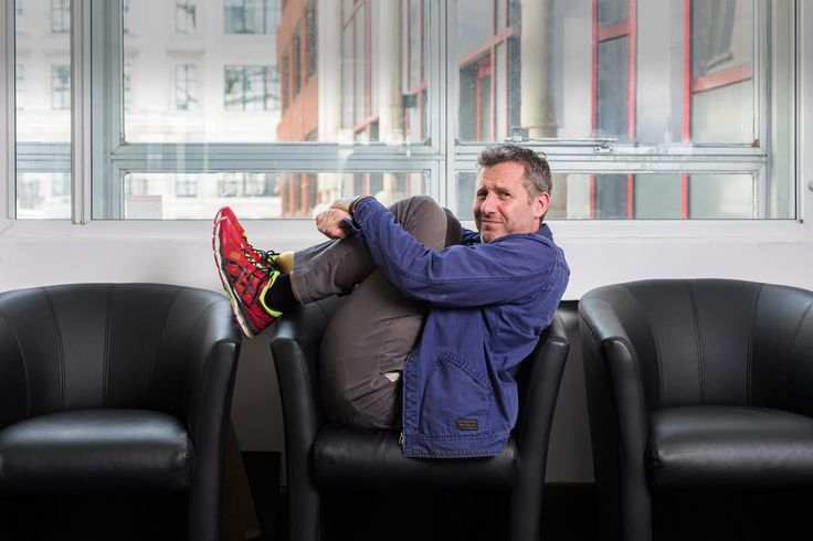 'The Last Leg' Presenter Adam Hills Says You're An Idiot If You March But Don't Vote