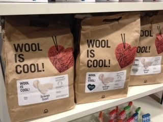 Benetton's Wool Is Cool DIY kit - Call me Mr Lilly