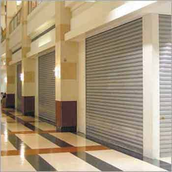Push & Pull Type Rolling Shutters