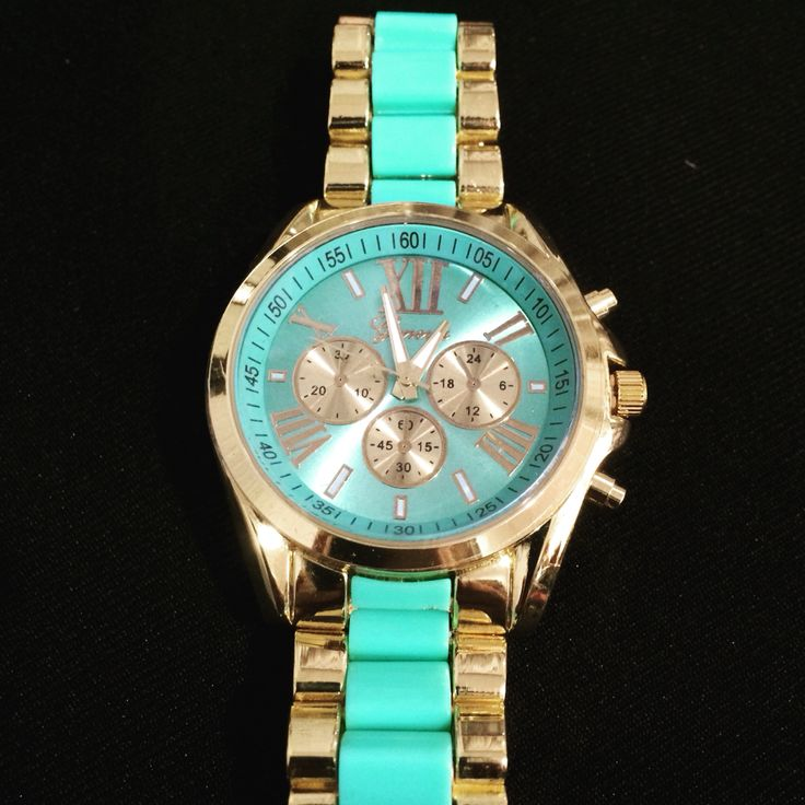 Reloj Geneva Aqua