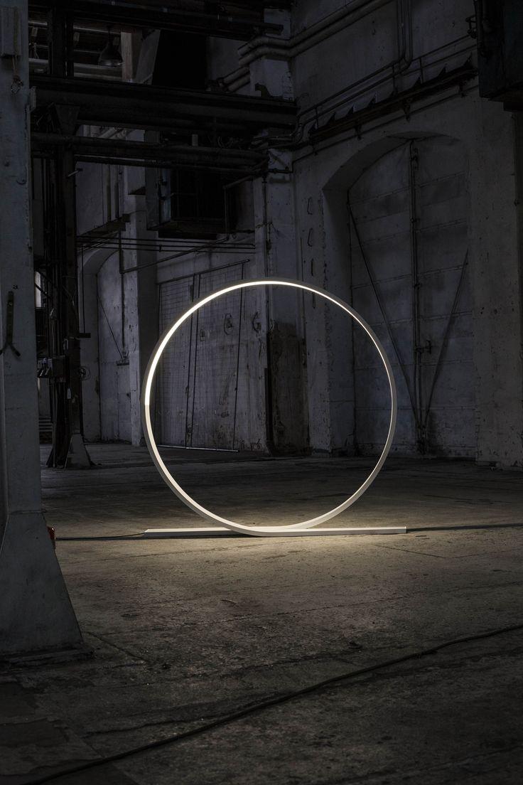 Loop Giant Light Sculpture by Timo Niskanen www.himmee.com