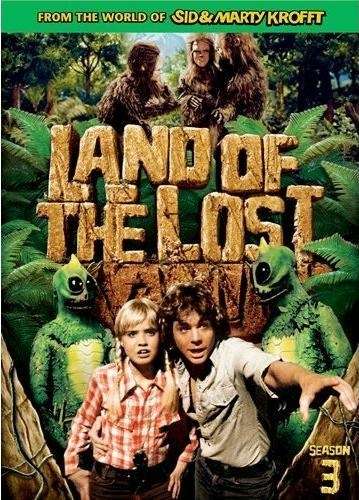 Land of the Lost 1974 | Land of the Lost (1974) TV  series. Couldn't wait to get off the school bus, so I could watch it.