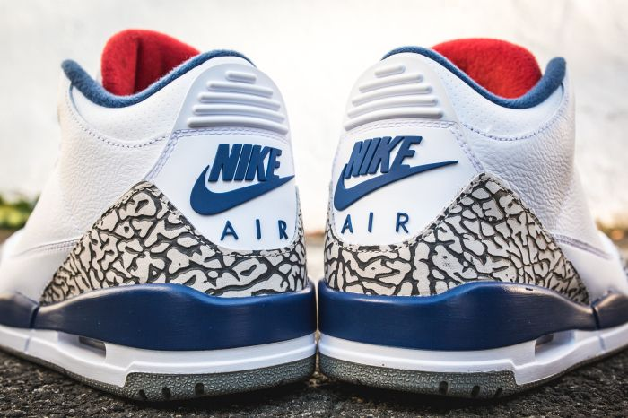 1b02cc866bae46 Kick Off Your Black Friday By Picking Up The Air Jordan 3 True Blue ...