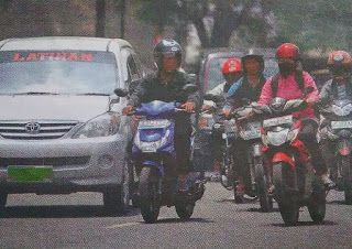 Paddock Bikers: Ride With Care and Safety Riding