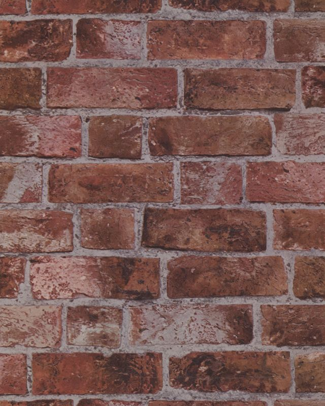 Textured Brick wallpaper. Hell Yes I am getting this for my apartment