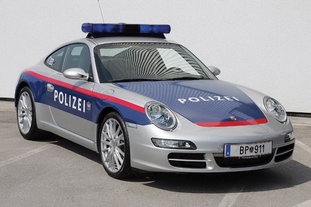 Nice Police Cars