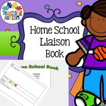 Home School Teacher Parent Liaison Communication Book / SEN / ASD  Originally designed for use within a small class/individual pupils or can be adapted for larger class depending upon your needs.  It is a fab little book which is perfect for daily contact between home/school. Also has reminders at the front of the book as well as who is who within the class and a weekly timetable. All can be edited to suit your classes. Daily comments box as well as behavior box.  * This comes as a Publisher…