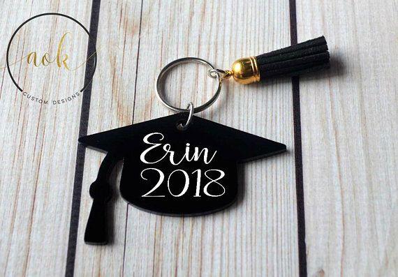 Key Tag Gift Keyring Magic Key Ring Fob Tag Assorted Colours Charms Trinkets