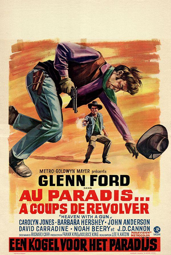heaven with a gun 1969 un para237so a golpe de rev243lver