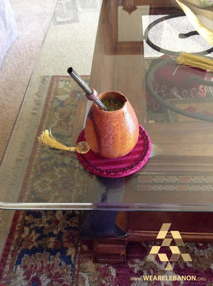 Have you tried Mate drink before? شربتو متة من قبل؟ By Michelle Kandalaft #WeAreLebanon #Lebanon