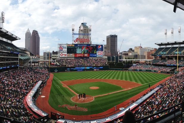Cheers to Progressive Field as it is named #13 on the list of best baseball stadiums for #craftbeer around the country!