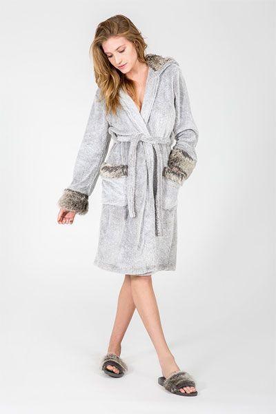 e44ab60a71a3 PJ Salvage Aspen Robe | PJ Salvage Loungewear is The BEST! | Fur ...