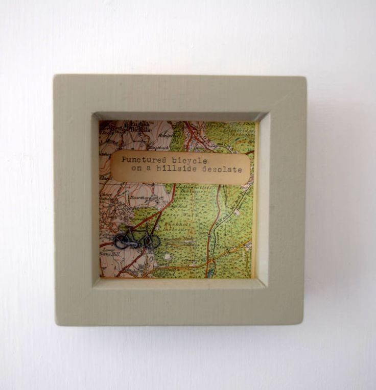 The Smiths Lyrics Shadow Box by TheLittleWildBee on Etsy